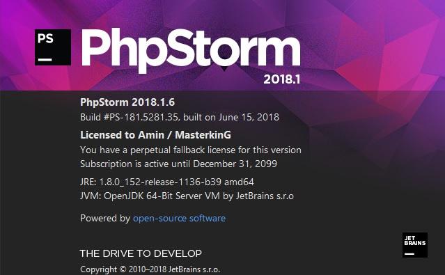 دانلود نرم افزار Jetbrains PHPStorm + کرک