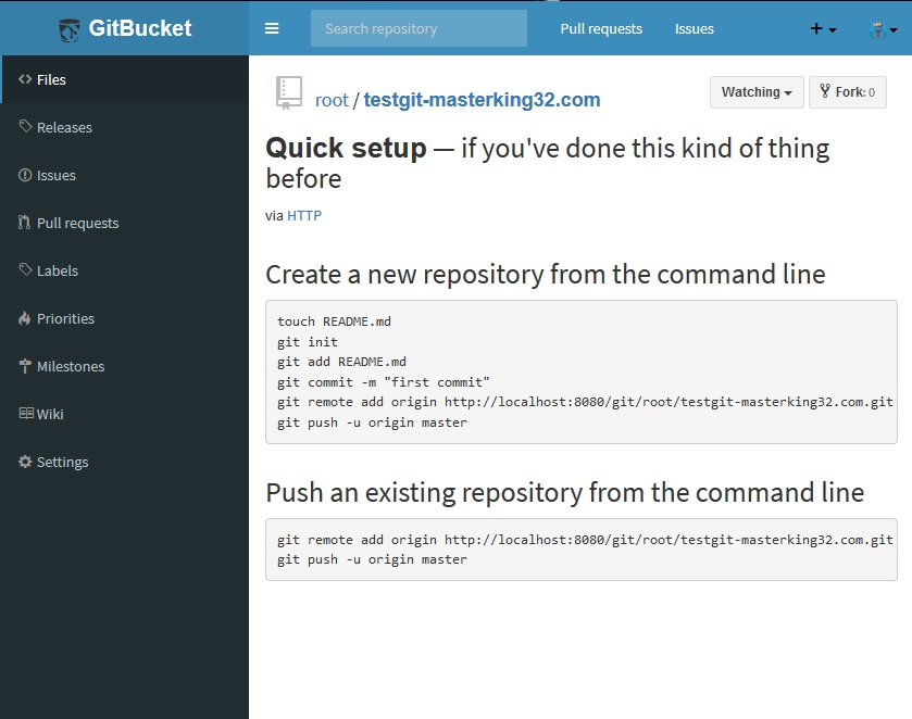 معرفی - راه اندازی سرورهای شخصی Git پس از تحریم ایران